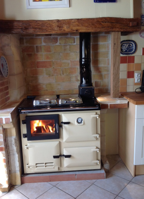 Solid Fuel Rayburn Cooker